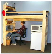 Wooden Bunk Bed With Desk Furniture Wooden Bunk Bed With Desk Beautiful Wood 7 Wood Bunk