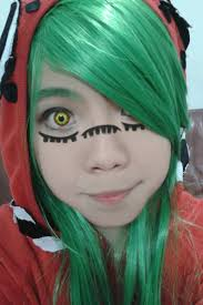for matryoska cosplay you need cosplay circle lenses that are