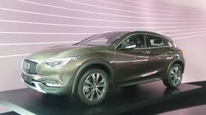infiniti jeep 2016 new infiniti qx30 uk prices and on sale date announced auto express