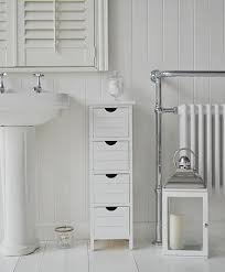 free standing bathroom storage ideas narrow storage drawers home design ideas and inspiration for the