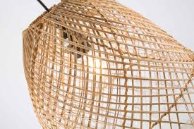 Wicker Pendant Light by Coco Wicker Weaved Pendant Light April U0026 Oak
