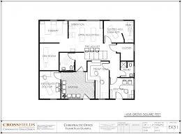 clinic floor plan chiropractic clinic floor plans