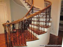 high quality iron stair parts iron balusters iron spindles iron