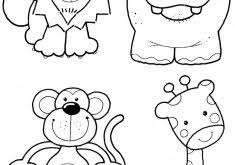 download baby monkey coloring pages coloring kids