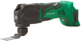 new hitachi brushless oscillating multi tool