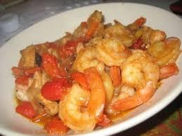 cuisine asiatique poulet poêlée asiatique poulet gingembre citronnelle crevettes recette
