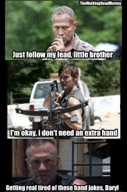 Walking Dead Daryl Meme - a walking dead meme d by kellarn on deviantart