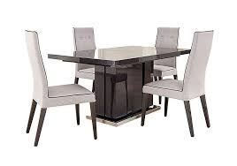 Dining Table And Fabric Chairs St Moritz Extending Table And 4 Fabric Chairs Furniture Village