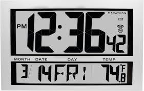 designer kitchen wall clocks digital clocks you u0027ll love wayfair