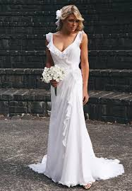 relaxed wedding dress tropical wedding dresses oasis fashion