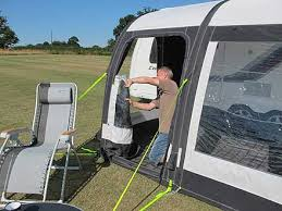 Kampa Caravan Awnings Inflatable Caravan Awnings Inflatabletentsonline
