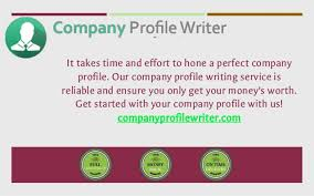 company profile writing expert tips on what should company profile consist of company profile u2026