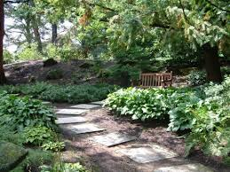 Shady Garden Ideas About Shade Gardens