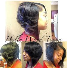 how to cut hair do that sides feather back on lady layered feathered bob all about hair pinterest bobs