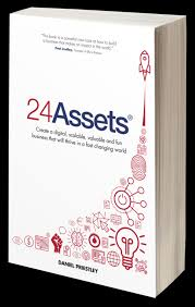 Daniel Ocean Business Card 24 Assets
