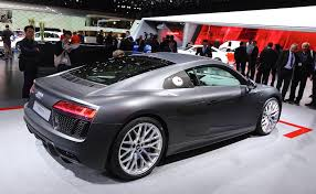 Audi R8 2016 - audi r8 the most powerful fastest production audi ever stuns at