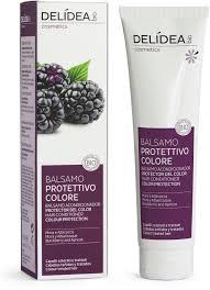 delidea blackberry u0026 apricot colour protection conditioner 150 ml