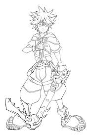 print coloring pages final fantasy coloring