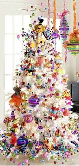 most beautiful tree decorations ideas pink purple