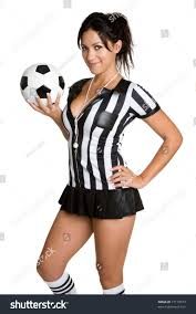 soccer referee halloween costume soccer referee stock photo 17170573 shutterstock
