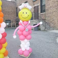 rosielloons nurse balloon pinterest balloon balloon