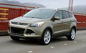 Ford Escape Green - ford escape beats chevy equinox honda cr v in july compact