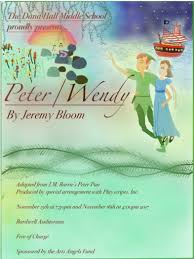 dana hall perform peter wendy fresh peter pan story