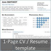 10 best resume cv for powerpoint images on pinterest resume cv