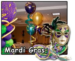 mardi gras party favors party decorations miami party themes