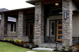 home exterior design material feature design ideas arrangement exterior contemporary home