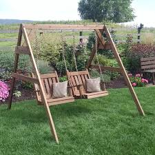 flexible flyer metal lawn swing frame hayneedle