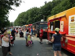 Six Flags October Food Truck And Beer Festival At Six Flags New England