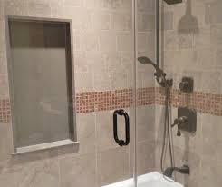 Clear Glass Shower Door by How To Keep Glass Shower Doors Clean Best Shower