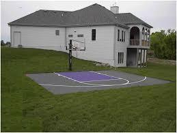 backyard tennis court cost home design