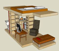 Interior Design For Very Small House Inside Tiny Houses Google Sketchup 3d Tiny House Designs