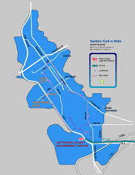 Rtd Map Rsl Campus Transportation