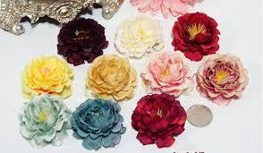 silk roses european silk flower dia 6cm 2 36 artificial flowers