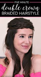 these braided hairstyles for medium hair take 5 minutes or less