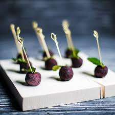 berry canapes canapés dubai canapes catering in dubai uae 1762 1762