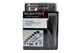 remington platinum collection precision haircut clipper 29 piece