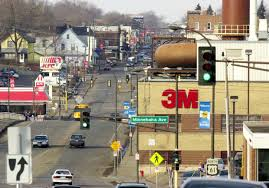 what side does a st go on 3m site was once the engine of st paul s east side can it be