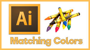 adobe illustrator cs5 tutorial how to match colors from images