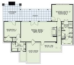house plans with media room mountain plan 3 579 square 4 bedrooms 4 5 bathrooms 110