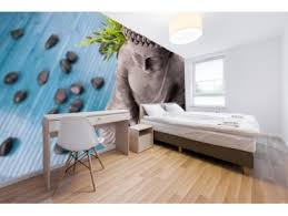 deco chambre bouddha papiers peints chambre ou salon decoration murale hexoa hexoa
