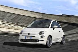 fiat 500 for 2016 the fiat 500 gets a face lift that redefines the word
