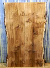 rustic edge white oak table mantle wall shelf wood slabs
