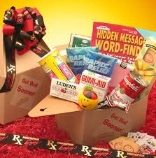 feel better care package get better gift care package with chicken soup puzzles more