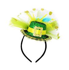 joyin st s day headband with top hat s