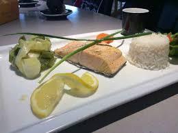 cuisine pav de saumon pavé de saumon sauce citronnée le grand ège arnoult