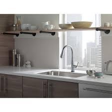 Delta Pilar Kitchen Faucet Kitchen Faucet Carefree Touch Kitchen Faucet Touch Kitchen